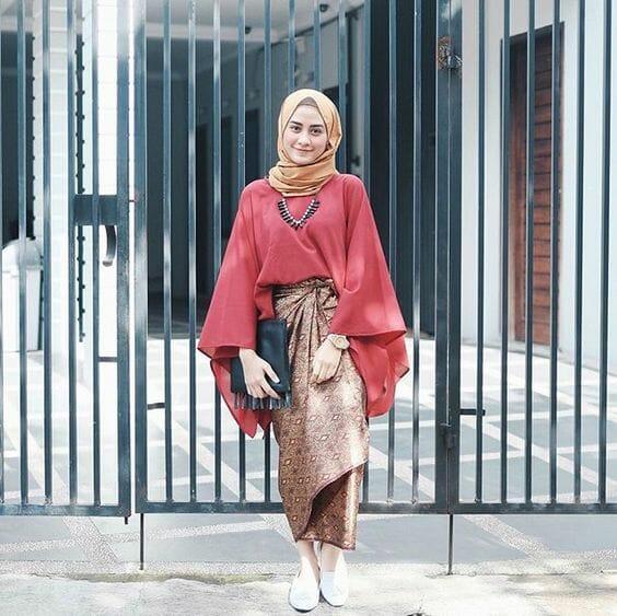 Kebaya Modern Muslim