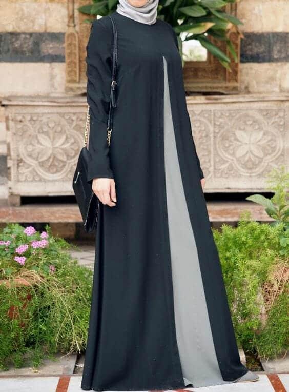 Model Baju Gamis Terbaru 2019
