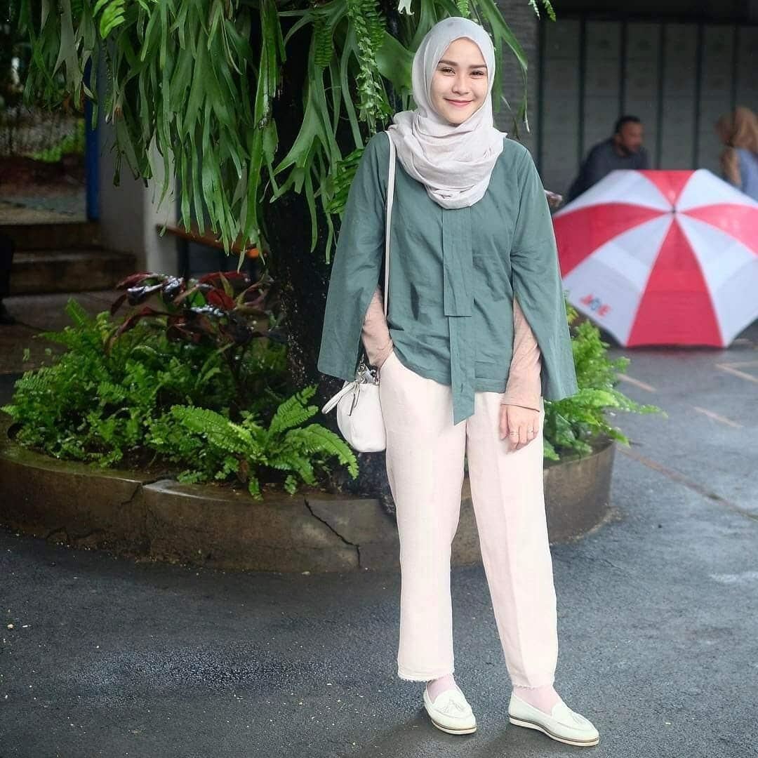 Model Hijab Terbaru Masa Kini 2019