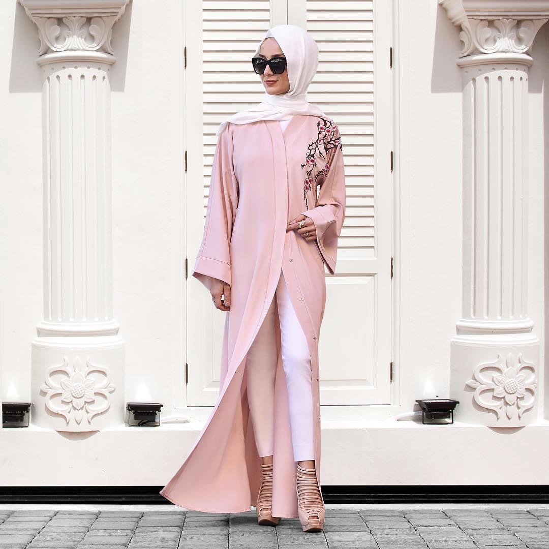Model Hijab Mewah