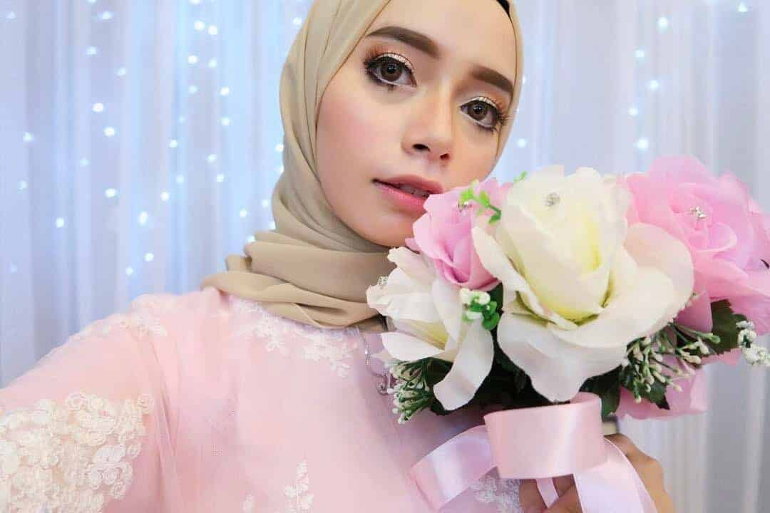 Model Hijab Akad Nikah