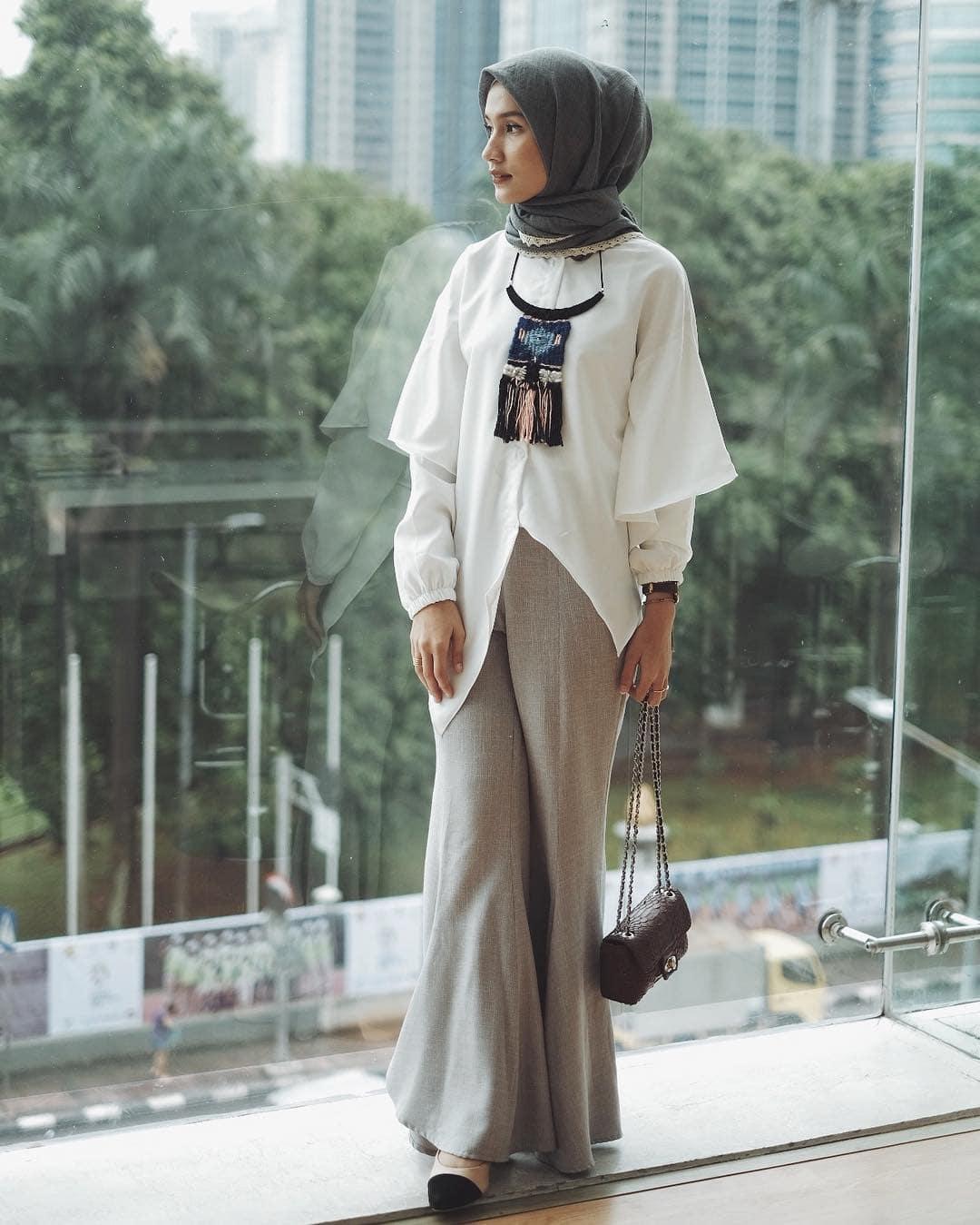 Hijab pasangan celana