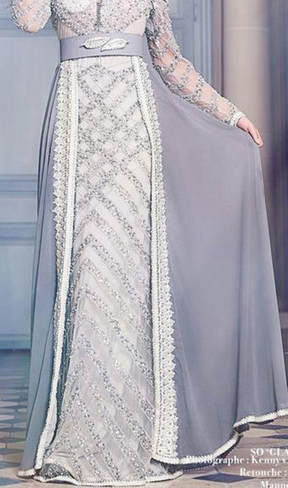 Gaun Pesta dengan Kesan Mewah dan Elegan