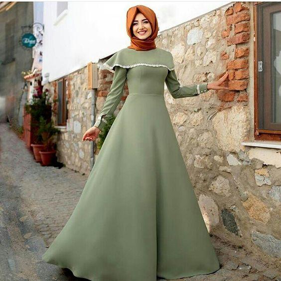 Dress Muslim Remaja