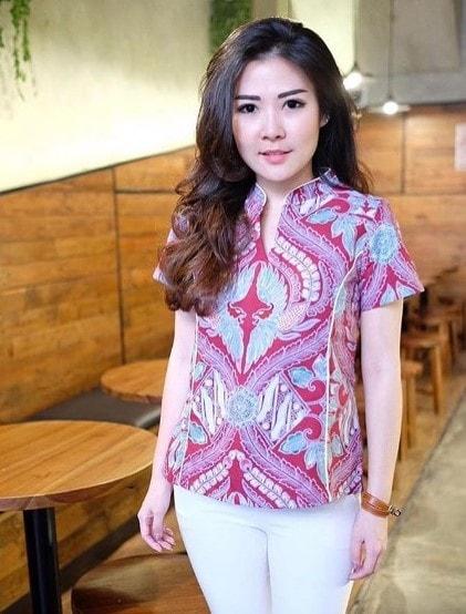 Model Batik 2019 Wanita