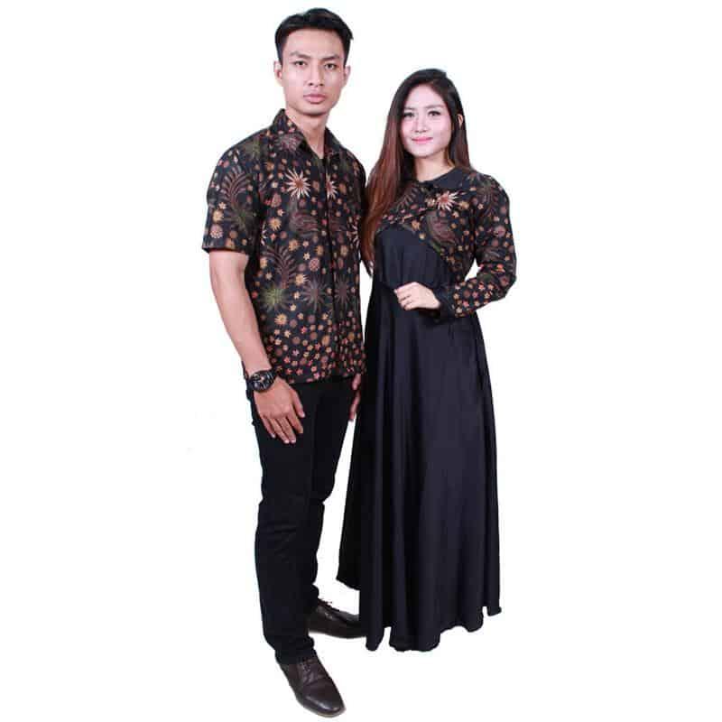 Baju Batik Gamis