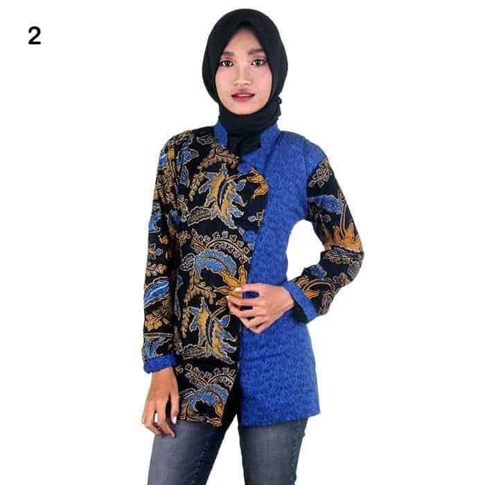 Baju Pakaian Wanita Formal Casual Blouse