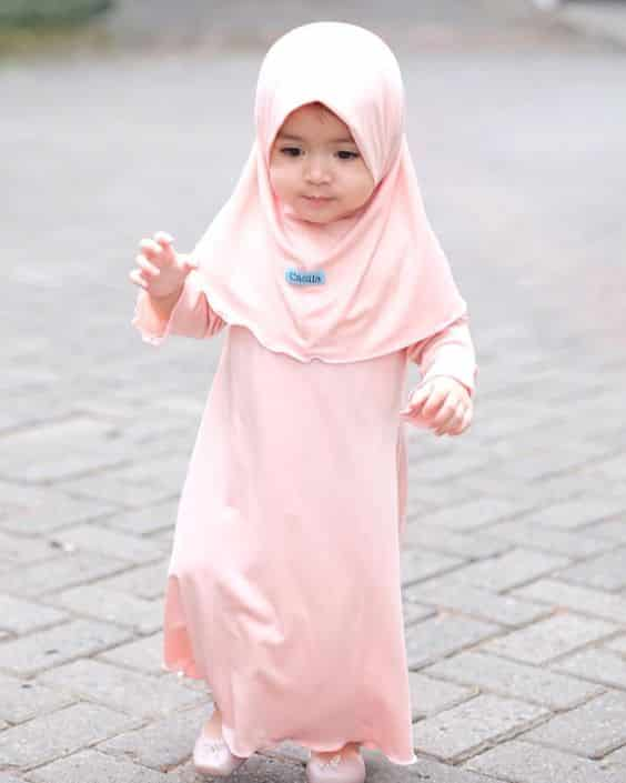 Baju Lebaran Anak