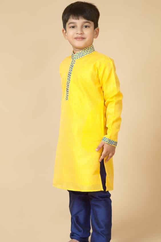 baju lebaran anak muslim