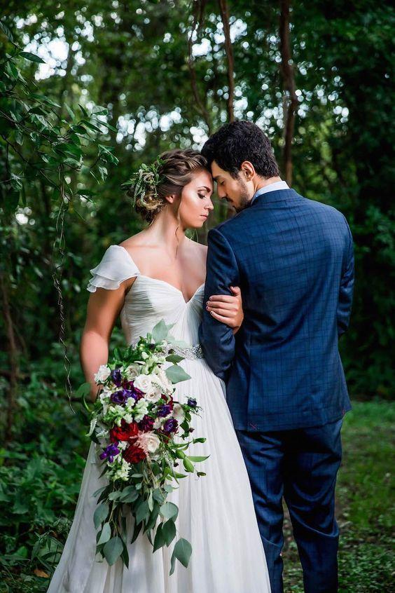 Inspirasi gaun pengantin kristen
