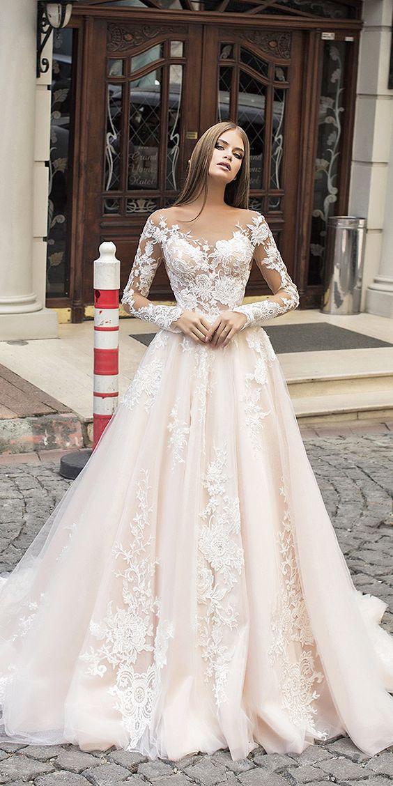 Model Gaun Pengantin Kristen 2019