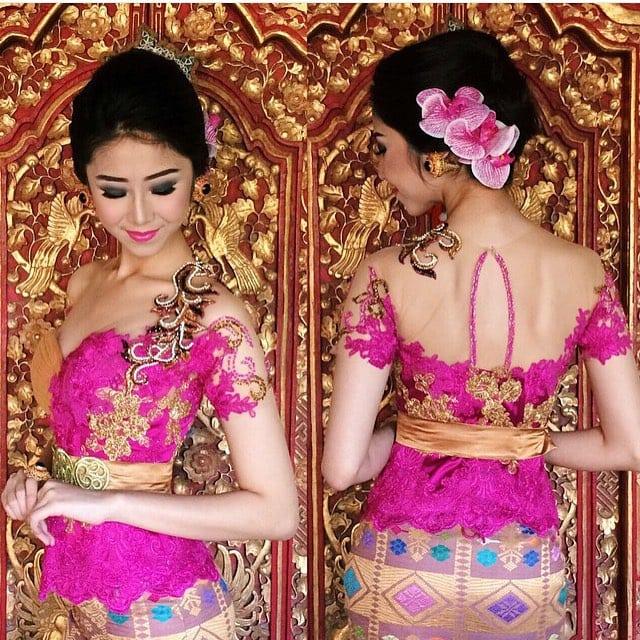 Model Gaun Pengantin Modern Bali
