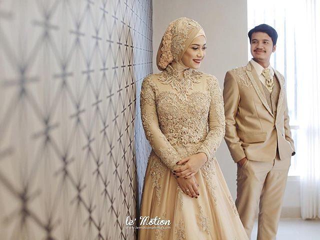 Model kebaya pengantin 2019