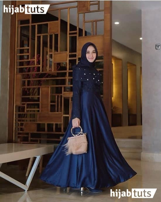 model baju lebaran remaja muslim