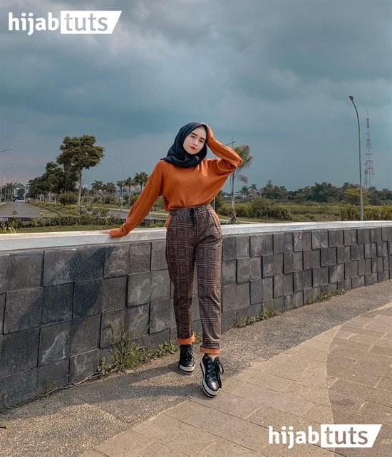 model baju lebaran remaja putri
