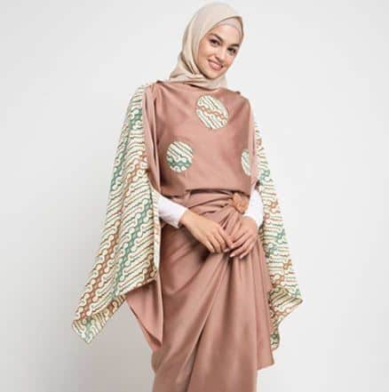 Baju Batik Kombinasi Formal
