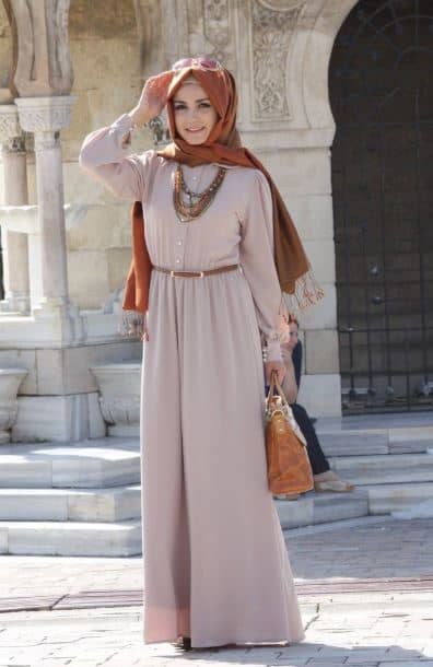 Fashion Hijab Abaya
