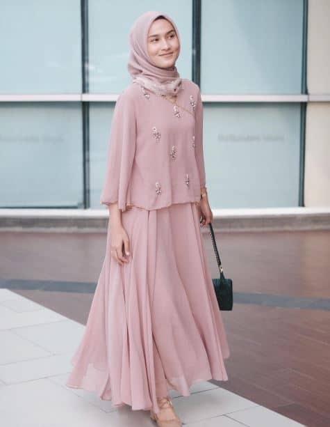 Fashion Hijab Agar Terlihat Kurus