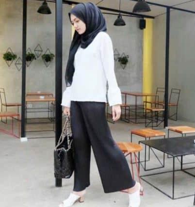Fashion Hijab Untuk Melamar Kerja