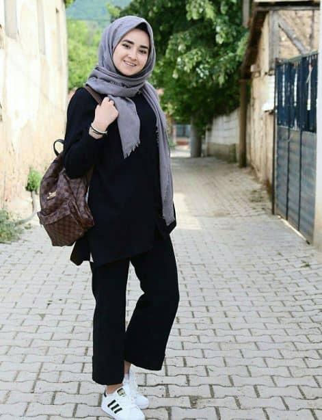 Fashion Hijab Untuk Orang Gemuk Ala Selebgram