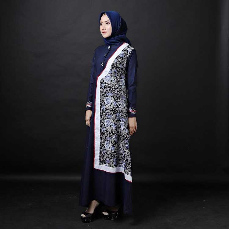 Gamis Batik Modern