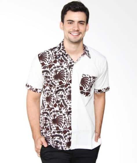 Model Baju Batik Pria Terbaru untuk Kerja Kantoran