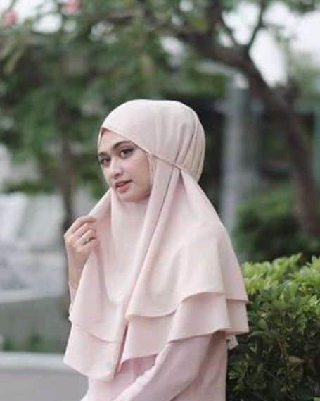 Model Hijab Terbaru Langsung Pakai