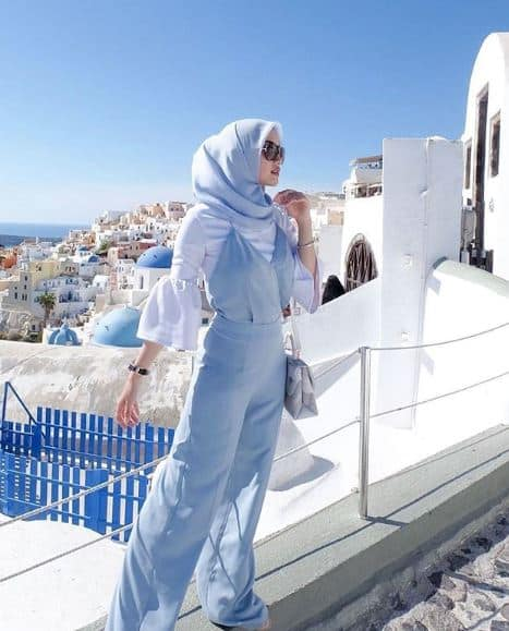 Style Hijab Kekinian dan Modern