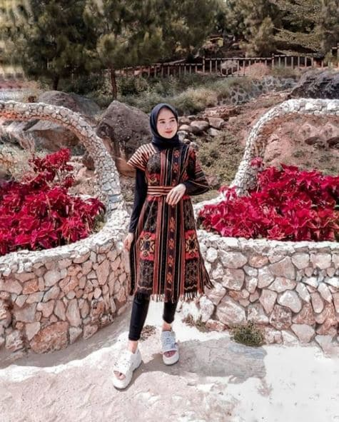 Style Hijab Modern Buat Remaja
