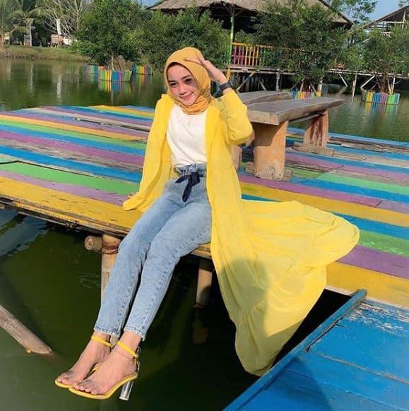 Style Hijab Simpel dan Elegan