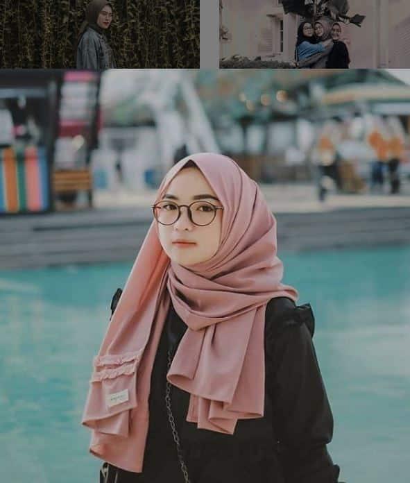Style Hijab Syari' yang Tetap Modis
