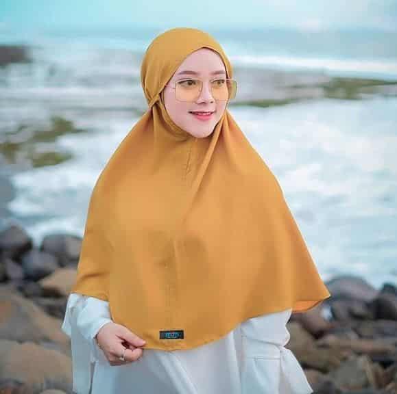 Hijab Model Simple dan Mudah untuk Wajah