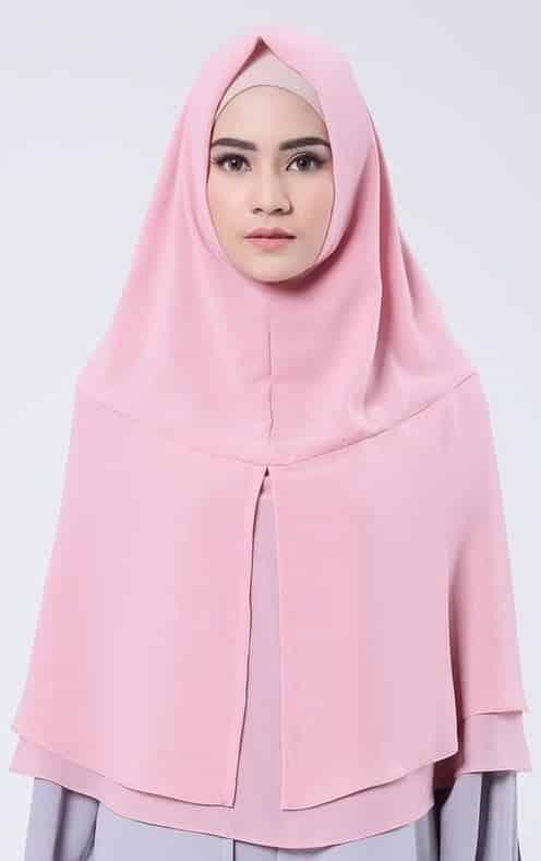 Model Hijab Instan