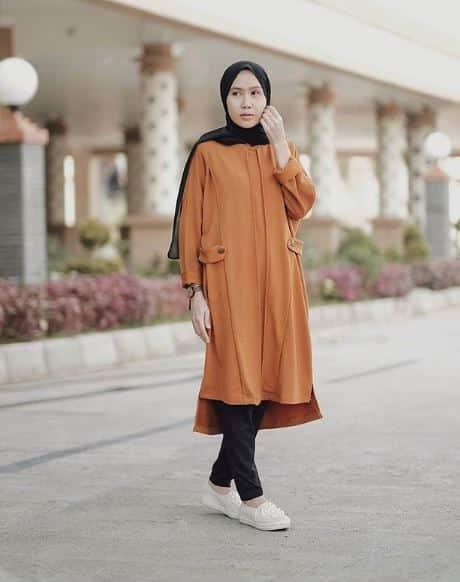 Hijab Syari Instan